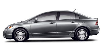 2009 Honda Civic Hybrid Sedan MX