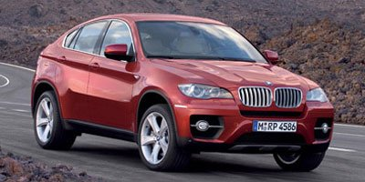 2009 BMW X6 xDrive50i Turbocharged All Wheel Drive Air Suspension Power Steering 4-Wheel Disc B