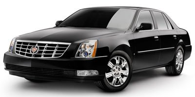 2009 Cadillac DTS w1SA Front Wheel Drive Air Suspension Power Steering ABS 4-Wheel Disc Brakes