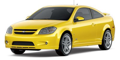 2009 Chevrolet Cobalt SS Turbocharged Front Wheel Drive Power Steering Aluminum Wheels Tires -