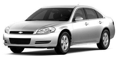 2009 Chevrolet Impala 35L LT Anti-Theft DevicesSide Air Bag SystemMulti-Function Steering Whee