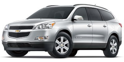 2009 Chevrolet Traverse LT with 1LT Front Wheel Drive Power Steering ABS 4-Wheel Disc Brakes Al