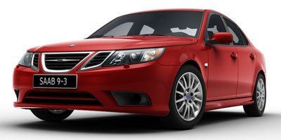 2010 Saab 9-3  Turbocharged Front Wheel Drive Power Steering 4-Wheel Disc Brakes Aluminum Wheel
