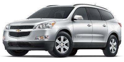 2009 Chevrolet Traverse LT w2LT SILVER ICE METALLIC LT PREFERRED EQUIPMENT GROUP  Includes Standa