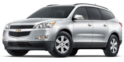 2009 Chevrolet Traverse LT w2LT 36 liter V6 DOHC engine 4 Doors 4-wheel ABS brakes 4WD Type -