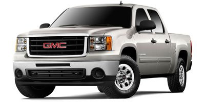 2012 GMC Sierra 1500 SLE Four Wheel Drive Power Steering ABS Front DiscRear Drum Brakes Chrome