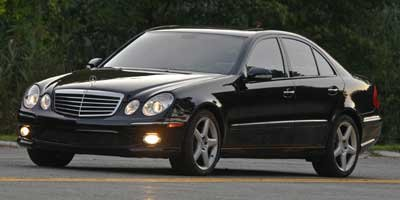 2009 Mercedes E-Class  All Wheel Drive Power Steering 4-Wheel Disc Brakes Aluminum Wheels Tires