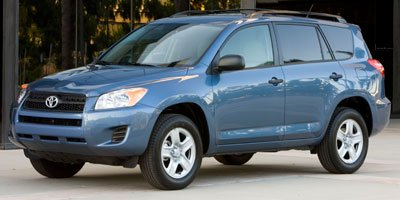 2009 Toyota RAV4 Ltd Four Wheel Drive Power Steering 4-Wheel Disc Brakes Aluminum Wheels Tires