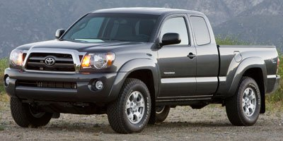 2009 Toyota Tacoma ACC CAB 4WD V6 MT LockingLimited Slip Differential Four Wheel Drive Power Ste