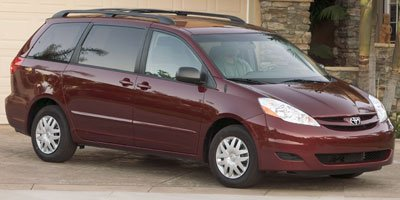 2009 Toyota Sienna 4dr Front-wheel Drive Passenger Van Front Wheel Drive Power Steering 4-Wheel D