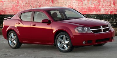 2009 Dodge Avenger SXT Front Wheel Drive Power Steering ABS 4-Wheel Disc Brakes Aluminum Wheels