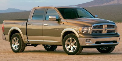 2009 Dodge Ram 1500 ST Rear Wheel Drive Power Steering ABS 4-Wheel Disc Brakes Steel Wheels Ti