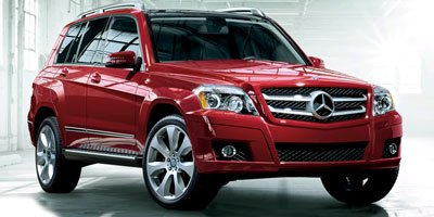 2010 Mercedes GLK-Class GLK350 All Wheel Drive Power Steering 4-Wheel Disc Brakes Aluminum Wheel