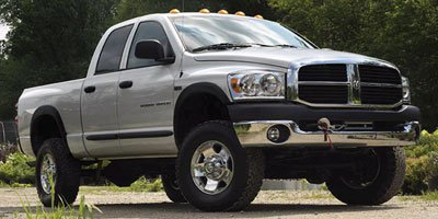 2009 Dodge Ram 2500 SLT Four Wheel Drive Power Steering ABS 4-Wheel Disc Brakes Aluminum Wheels