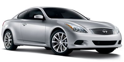 2009 Infiniti G37 Coupe  Rear Wheel Drive Power Steering 4-Wheel Disc Brakes Aluminum Wheels Ti