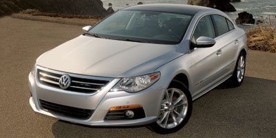 2009 Volkswagen CC Luxury Turbocharged Front Wheel Drive Power Steering ABS 4-Wheel Disc Brakes