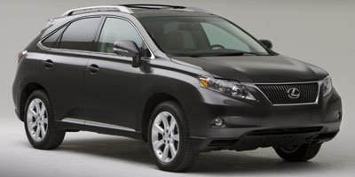 2010 Lexus RX 350  Front Wheel Drive Power Steering 4-Wheel Disc Brakes Aluminum Wheels Tires -