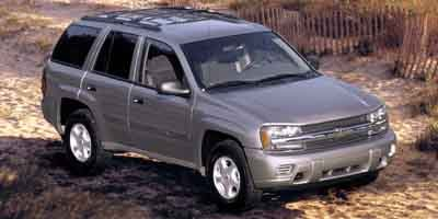 Used 2002 Chevrolet TrailBlazer in Lemmon, SD