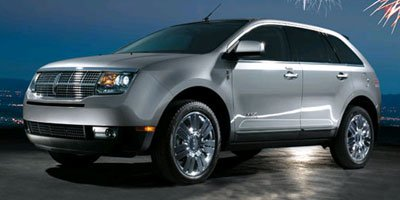 2009 Lincoln MKX  All Wheel Drive Power Steering 4-Wheel Disc Brakes Aluminum Wheels Tires - Fr
