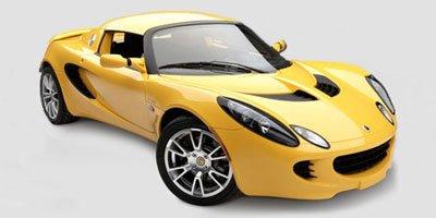 2009 Lotus Elise 2dr Conv