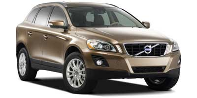 2010 Volvo XC60 T6 Turbocharged All Wheel Drive Power Steering 4-Wheel Disc Brakes Aluminum Whe