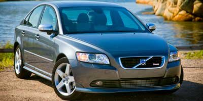 2010 Volvo S40 R-Design Turbocharged All Wheel Drive Power Steering 4-Wheel Disc Brakes Aluminu