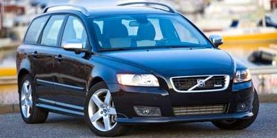 2011 Volvo V50 R-Design 4dr Wgn R-Design Turbocharged Gas I5 2.5L/154 [6]