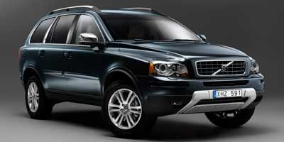 2010 Volvo XC90 I6 All Wheel Drive Power Steering 4-Wheel Disc Brakes Aluminum Wheels Tires - F