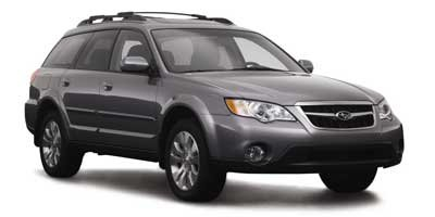 2009 Subaru Outback 30RL LockingLimited Slip Differential All Wheel Drive Power Steering 4-Whe