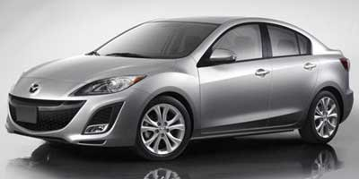 2010 Mazda Mazda3 i Touring Front Wheel Drive Power Steering 4-Wheel Disc Brakes Aluminum Wheels
