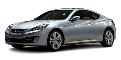 2010 Hyundai Genesis Coupe 20T Turbocharged Rear Wheel Drive Power Steering 4-Wheel Disc Brakes
