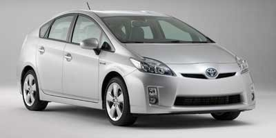 2010 Toyota Prius Hybrid Keyless Start Front Wheel Drive Power Steering 4-Wheel Disc Brakes Alu