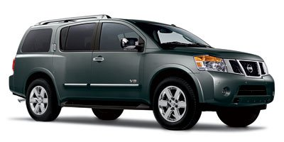 2012 Nissan Armada Titanium photo
