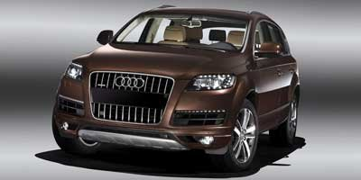 2012 Audi Q7 30L TDI Premium Plus Turbocharged All Wheel Drive Power Steering 4-Wheel Disc Brak