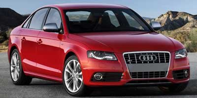 2012 Audi S4 Premium Plus Supercharged All Wheel Drive LockingLimited Slip Differential 4-Wheel