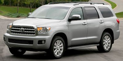 2010 Toyota SEQUOIA PLATINUM 5.7L PLATINUM 5.7L Gas V8 5.7L/346 [12]