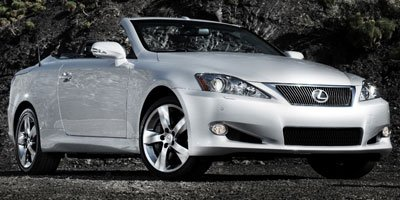 2010 Lexus IS 350C 2dr Conv Keyless Start Rear Wheel Drive Power Steering 4-Wheel Disc Brakes A