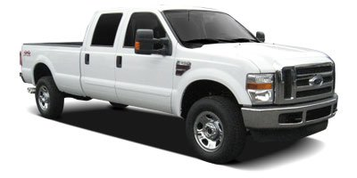 2009 Ford Super Duty F-350 SRW F350 SUPER DUTY  Gas V10 6.8L/415 [15]