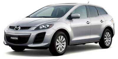 2010 Mazda CX-7 i Sport Front Wheel Drive Power Steering 4-Wheel Disc Brakes Aluminum Wheels Ti