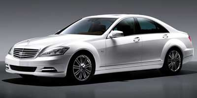2011 Mercedes-Benz S-Class S 400 Hybrid 4dr Sdn S 400 Hybrid RWD Gas/Electric V6 3.5L/213 [2]