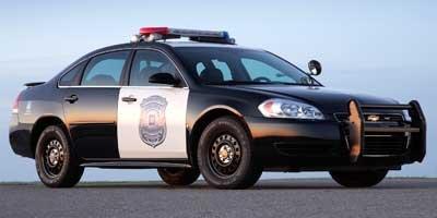 2013 Chevrolet Impala Police Police