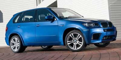 2013 BMW X5 M  Turbocharged All Wheel Drive Air Suspension Active Suspension Power Steering 4-