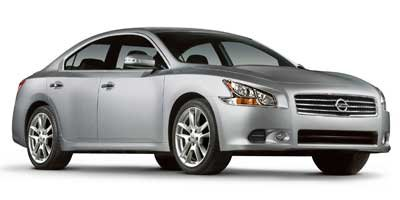 2011 Nissan Maxima 3.5 SV 4dr Sdn V6 CVT 3.5 SV Gas V6 3.5L/ [1]
