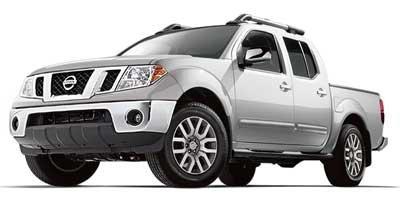 2011 Nissan Frontier SL 4WD Crew Cab SWB Auto SL Gas V6 4.0L/241 [1]
