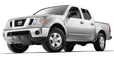 2012 Nissan Frontier SV 4WD Crew Cab SWB Auto SV Gas V6 4.0L/241 [2]
