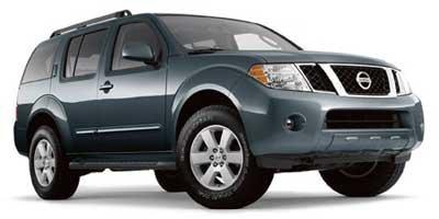 2011 Nissan Pathfinder SV 4WD 4dr SV Gas V6 4.0L/241 [2]