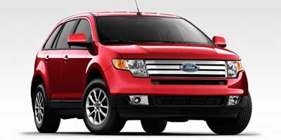 2010 Ford Edge SEL All Wheel Drive Power Steering Tires - Front All-Season Tires - Rear All-Seas