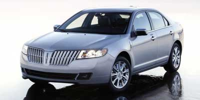 2009 Lincoln MKZ  Front Wheel Drive Power Steering 4-Wheel Disc Brakes Aluminum Wheels Tires -