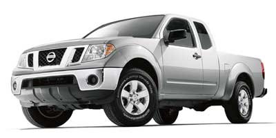 2011 Nissan Frontier SV Rear Wheel Drive Power Steering 4-Wheel Disc Brakes Aluminum Wheels Tir