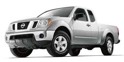 2011 Nissan Frontier SV 2WD King Cab V6 Auto SV Gas V6 4.0L/241 [0]